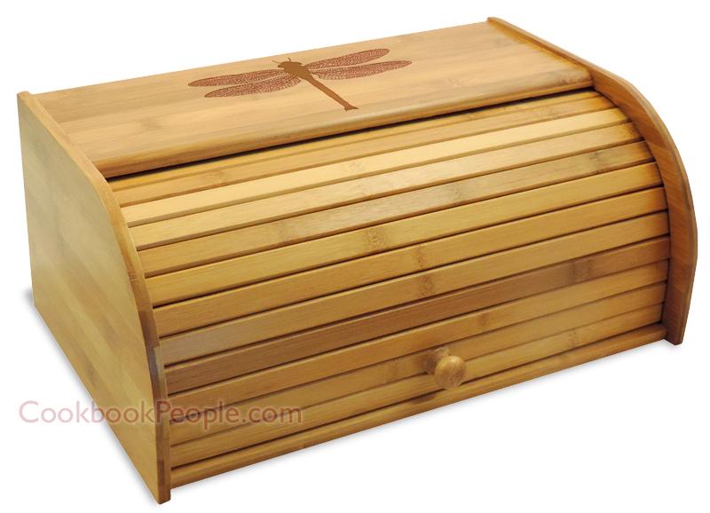 Bread box close