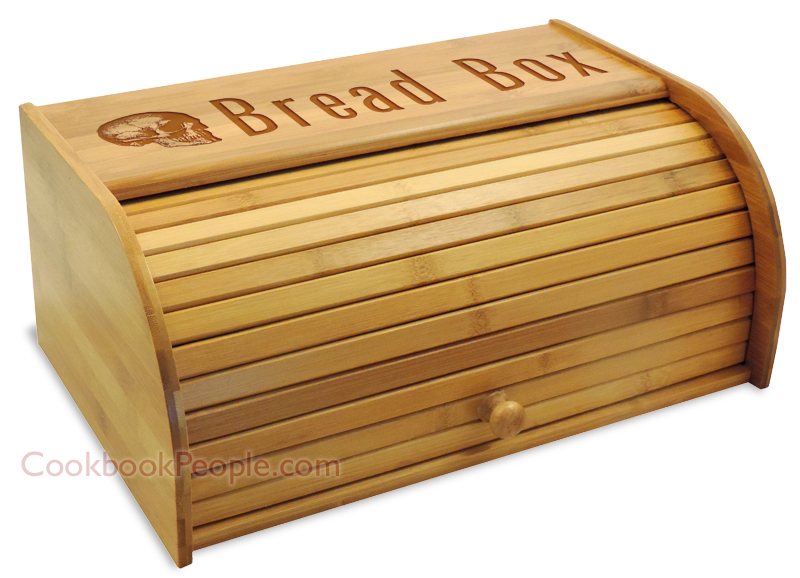 Bread box close