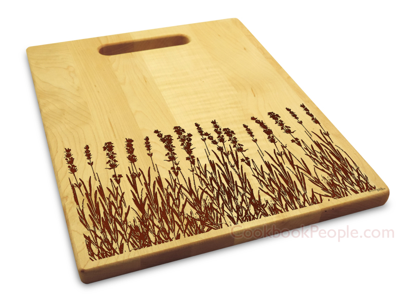 Rectangle Chopping Board with Handle